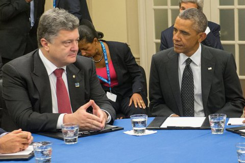 Poroshenko, Obama to meet at UN General Assembly