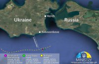 Russians move, disguise captured Ukrainian boats