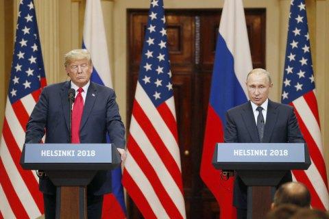 Putin tells Trump Russia ready to preserve gas transit via Ukraine