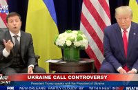Zelenskyy denies Trump put pressure on him