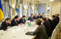 Poroshenko urges G7 to extend sanctions against Russia