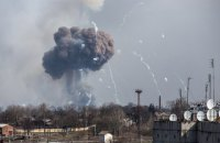 Ukraine requires NATO help to clear Balakliya mines – president