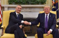 No NATO country should suffer what Ukraine does - Stoltenberg