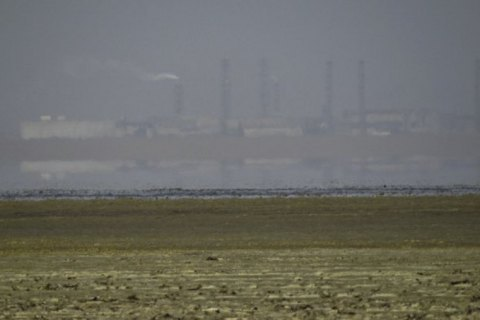 Crimean Titanium which polluted Armyansk resumes operation