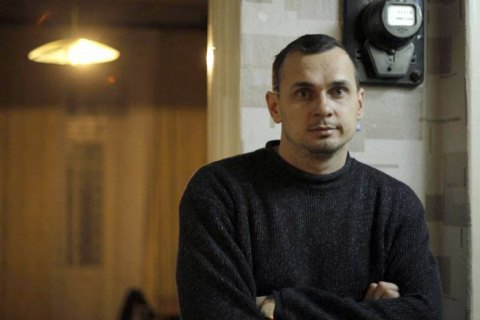 First in two years video of Sentsov published online