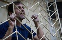 Foreign Ministry: political prisoner Balukh's life in danger