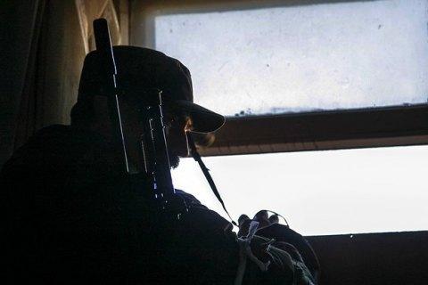 Ukrainian serviceman wounded in Donetsk Region