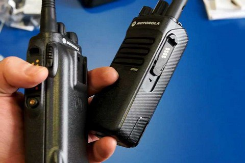 NABU probes purchase of Motorola radios by army
