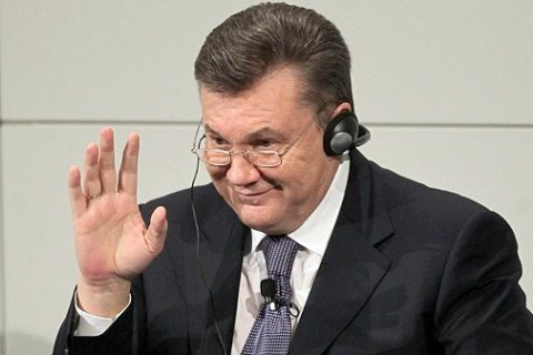 Yanukovych refused to participate in treason trial