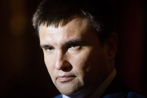 Ukrainian foreign minister: martial law possible if Donbas flares up