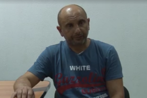 "Russia puts ""Crimean saboteur"" in disciplinary cell"