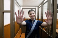Russia sentences Savchenko to 22 years in prison