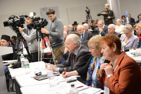 Dissidents from 15 countries address international community on Russia's aggression against Ukraine