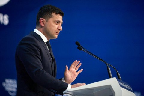 "Zelenskyy promises foreign investors ""nanny"", tax holidays"