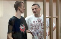 Detained Ukrainian activist concerned about Oleh Sentsov