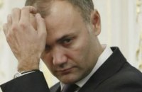 Yanukovych's ex-finance minister said visited Ukraine in August