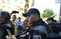 LB.ua correspondent complains about police abuse at Kyiv Pride