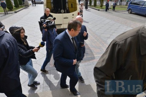 Kyiv prosecutors repeatedly file indictment in Russian ex-MP's murder case