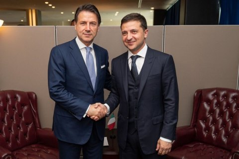 Zelenskyy raises convicted guardsman's issue with Italian PM
