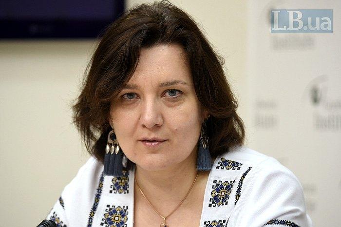 Kateryna Goltsberg