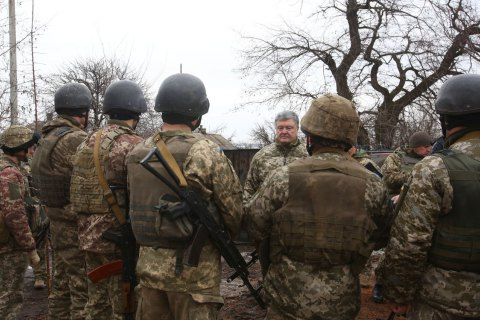 "Poroshenko to Russia: ""Shut up and go away!"""