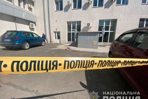Dubious businessman wounded in Mykolayiv shootout