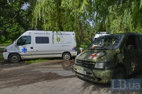 Volunteer medics announce suspending cooperation with Armed Forces of Ukraine