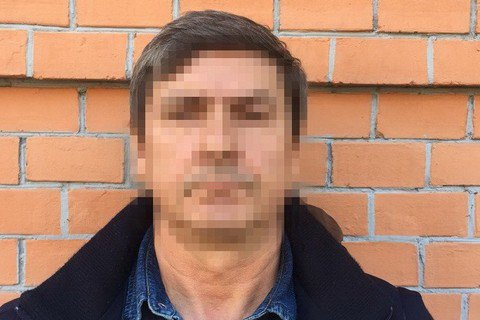 "SBU detains Yevpatoriya ""city councilor"""