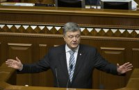 Ukraine ready to terminate Treaty of Friendship with Russia - Poroshenko