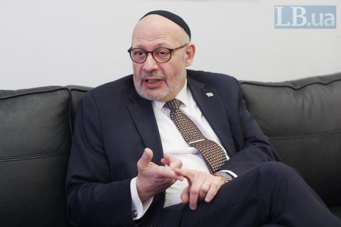 Israeli society understands Zelenskyy's absence from Holocaust Forum – envoy