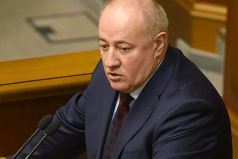 MP leaves Ukrainian propresidential faction in protest