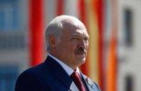 Lukashenka thunderbolted