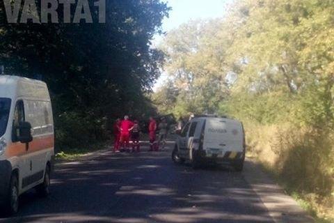 Three die in car bomb blast near Lviv (updated)