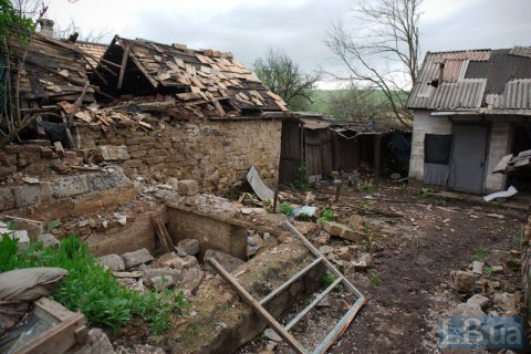 Two civilians killed by militant shelling in Zaytseve