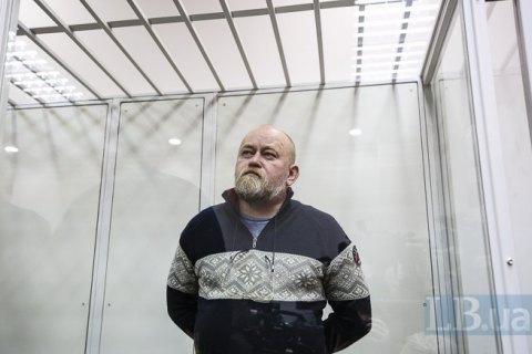 Prosecution says controversial POW negotiator left Ukraine