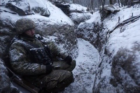 Four soldiers killed amid escalation in Donbas