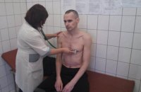 Sentsov to end hunger strike as of 6 October - lawyer