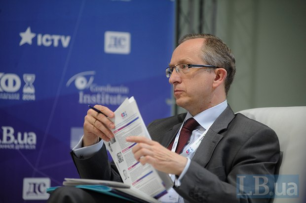 Jan Tombinski, outgoing EU ambassador to Ukraine