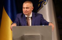 Kherson regional council votes chairman out