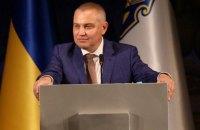 Kherson regional council votes chairman out