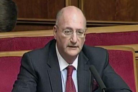 Rada voted down British detective for NABU auditor