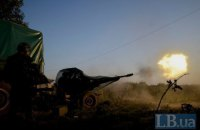 Ukrainian serviceman taken captive near Krymske
