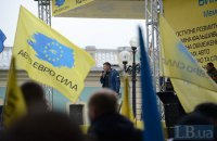 Rallying motorists sign memo with Rada committee