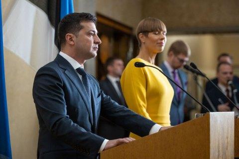 Zelenskyy: Ukraine interested in joining Three Seas Initiative