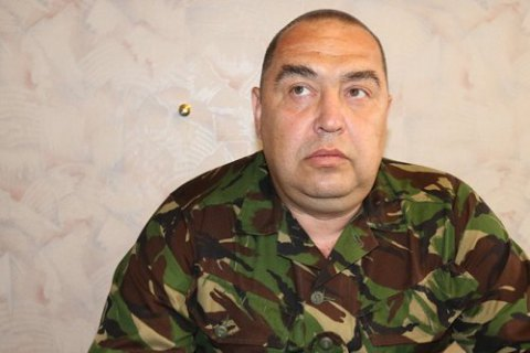 Case against top Luhansk separatist goes to court