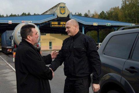 Belarus releases Ukrainian journalist suspected of espionage