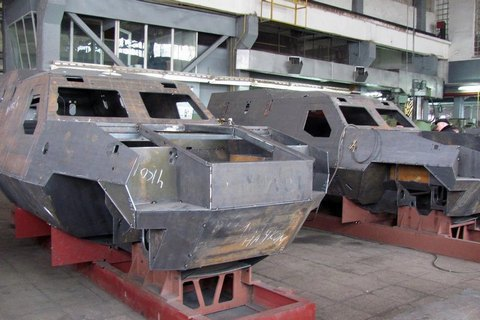 NABU detains director of Lviv Armour Plant, his deputy