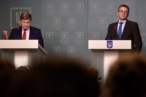 Strategic advisors hammer out reform package for Ukraine