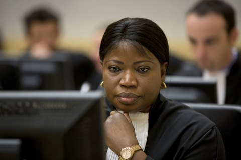 ICC prosecutor: occupation of Crimea amounts to armed conflict