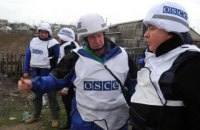 Militants shoot at OSCE SMM patrol near Yasynuvata